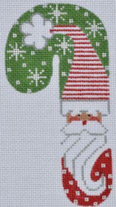 Santa Cross Stitch, Cross Stitch Kits, Cross Stitch Designs, Cross Stitch Patterns, Cross Stitch Christmas Ornaments, Christmas Embroidery, Christmas Cross, Xmas, Embroidery Art