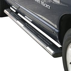 Westin Automotive - Oval Tube 6in Nerf Bar - Polished Stainless Steel