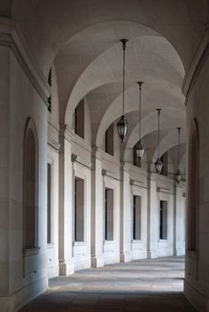 Federal Triangle Arched Passage via MuralsYourWay.com