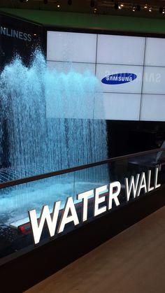 #WaterWall - czyli to co #Samsung wprowadził do zmywarek... w lekko większej wersji :)