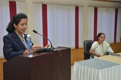 "Ms.T.R. Hemalatha, Joint General Manager, HMT, Kalamaserry, inaugurated ""Chips 'n' Nuts' activities of Systems and Operations forum at SCMS Cochin School of Business Campus. ""I would like to see our society transform from expecting cheap products from abroad to developing quality ones in-house. Make in India campaign can help this to a great extent. You students are the future I believe could make this happen,"" said Ms.T.R. Hemalatha while inauguration. #SystemsAndOperations #Inauguration…"