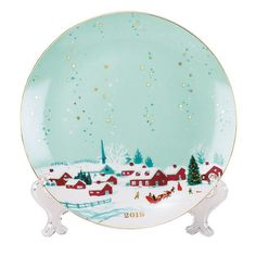 2019 Collectible Plate with Gold Accents What's old is new again! Our limited-edition collectible plate serves up serious vintage vibes. Golden treasures add a special vintage charm to your home. Cheap Christmas Gifts, Christmas Gifts For Friends, Christmas Ideas, Christmas Dishes, Christmas 2019, Christmas Decorations, Holiday Gift Guide, Holiday Gifts, Golden Treasure