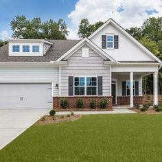 The Hastings New Home Plan for Waterstone Estates Community in Raleigh | Ashton Woods