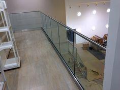 Frameless glass balustrade Frameless Glass Balustrade, Stairs, Cats, Home Decor, Gatos, Kitty Cats, Stairway, Staircases, Interior Design