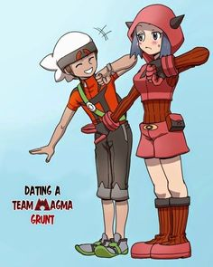 Dating team magma grunt batoto