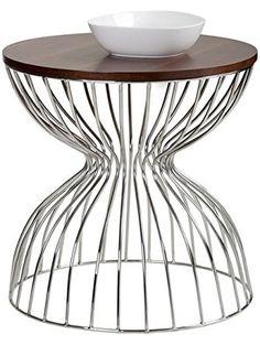 Sunpan Modern Miromar Side Table, Large ❤ Sunpan Modern