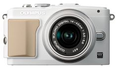 Digital Cameras - Pin it :-) Follow us, CLICK IMAGE TWICE for Pricing and Info . SEE A LARGER SELECTION of digital cameras at http://azgiftideas.com/product-category/digital-cameras/  - gift ideas -   Olympus E-PL5 Interchangeable Lens Digital Camera with 14-42mm Lens (White)