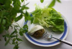 Falafel kuittaa monet lihattomat maanantait