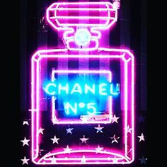 Because nothing else will do..... . . . #perfume #chanel #chanelno5 #dreamy #neon #colours #sunday #mood #lady #girlpower #smell #soulsergeants #smellgood #styleblogger #style #festivalfashion #sassy #fashionblogger #cocochanel #mademoiselle