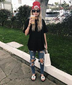Tomboy Outfits, Tomboy Fashion, Look Fashion, Streetwear Fashion, Trendy Outfits, Fall Outfits, Fashion Outfits, Womens Fashion, Fashion Trends