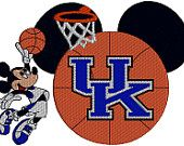 Even Mickey loves Ky Basketball