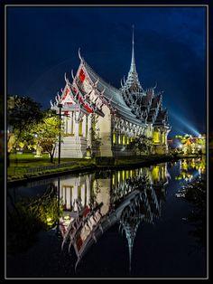 Prasat Sanphet . Thailand