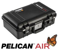Nouvelle série de caisses de protection Pelican Air (toutes grandeurs disponibles: micro - moyenne - grande et très grandes - Transport gratuit / New Protective Pelican Air Case (all sizes available: micro -  medium - large and extra large cases) - Free shipping