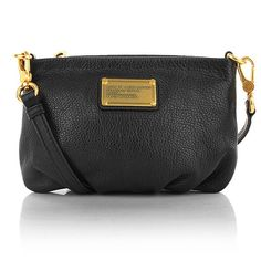 Marc by Marc Jacobs – Classic Q Percy Black - Marc by Marc Jacobs Classic Q Percy Black Handtaschen