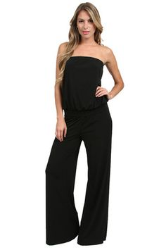 The Pant Jumper in Black by Veronica M from MFredric.com