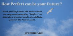 How Perfect can be your Future?  #Intermediate #English, Lesson 5. Answers
