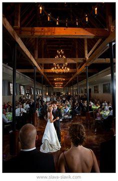 WinShape Retreat wedding