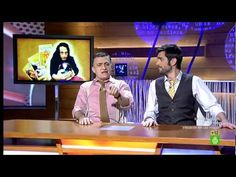 "Sandro Rey y Almudena ""El Intermedio"" - YouTube"