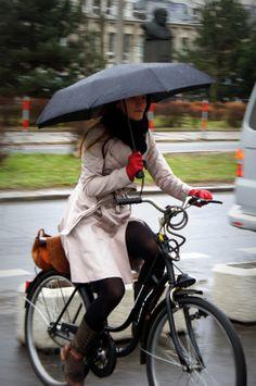 Umbrella cycling