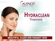 Guinot Hydraclean at Eden Beauty Therapy