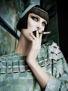 Vogue Italia February 2013