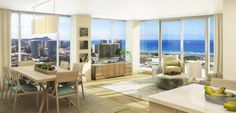 Symphony Honolulu... Luxury High Rise Living with the Best Views! View more at http://bit.ly/1ZSp2yY