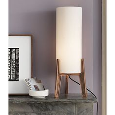 retro rays.  Shining bright with midcentury vibes, metallic light edges ever-so-slightly masculine.  At over 2 feet tall, extra large lamp with towering shade filters light creating a super-soft glow.  Antiqued copper base reflects warmth and invites you to stay awhile.