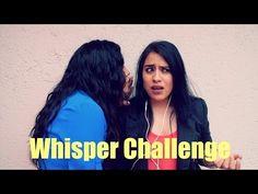 Whisper Challenge/Reto Del Sururro