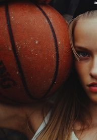 Basketball close-up. I want a pic like this. lol