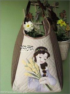 Креативные сумки! Patchwork Bags