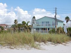 House vacation rental in Sunset Beach, Treasure Island, FL, USA from VRBO.com! #vacation #rental #travel #vrbo