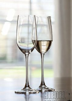 Riedel Ouverture Tequila, pair . $19.95. This elegant slender glass has a tall stem, meant to lift fine Tequila to the level it deserves, to accord it the appreciation and respect of which it is worthy. All Riedel glasses are dishwasher safe.