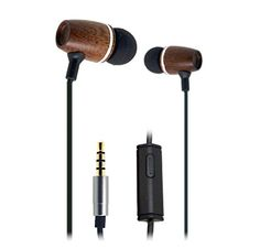 FSL Xylem Wood Earbuds with Microphone and Remote - Corded Headset - 3 Year Warranty FSL http://www.amazon.com/dp/B00Q2P9Z76/ref=cm_sw_r_pi_dp_LGHCvb0EJQE9T