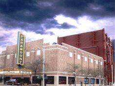 The Ghost of Paramount Joe...Paramount Arts Center, Ashland, KY
