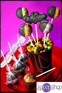 Cake Pop Designs, Le Pop, Holidays Halloween, Halloween Ideas, Banana Split, Love Cake, Macaroons, Hallows Eve, Cake Pops