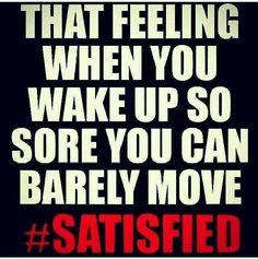 #satisfied
