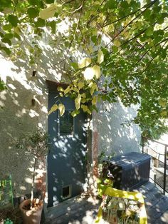 Terrasse in the trees... - My tiny house... for sale, in the South of France...