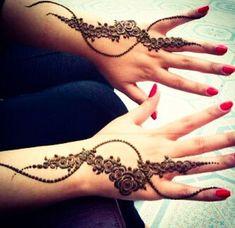 Trendy stylish arabic mehndi design for hands images Modern Henna, Modern Mehndi Designs, Beautiful Henna Designs, Beautiful Mehndi, Arabic Mehndi Designs, Bridal Mehndi Designs, Bridal Henna, Mehandi Designs, Henna Mehndi