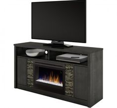 Dimplex - Electric Fireplaces » Media Consoles » Products » Caroline Media Console