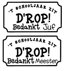 Sticker the school year is D& - www.nl - Sticker the school year is D& – www. Teacher Treats, Thank You Teacher Gifts, Your Teacher, Silhouette Design, Silhouette Cameo, Foto Text, Presents For Teachers, Dutch Quotes, Best Gifts For Her