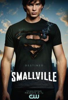 Smallville is een Amerikaanse televisieserie over de jeugdjaren van Clark Kent (de latere Superman). De serie wordt sinds 16 oktober 2001 uitgezonden.    In de serie is te zien hoe de tiener Clark langzaam zijn superkrachten krijgt. Ook introduceert de serie al vele bekende bijpersonages uit de Superman-franchise zoals Lex Luthor en Lois Lane