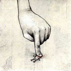 The Best Of French Street Artist DRAN. Think twice the next time you squish a bug.
