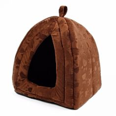 K Keep your kitty happy with fun times with these exotic cute cat houses! Cone Pet Cat Bed Kitten Kennel Very Soft Fabric Dog Bed Pet House Puppy Dog Cat with Paw Cama Para Cachorro Products for Animals size note: height Real Feedback Puppy Kennel, Pet Kennels, Cat Cave, Dog Cushions, Cat Climbing, Cat Colors, Pet Beds, Cats And Kittens, Pet Supplies