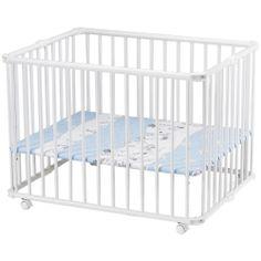 Parc bébé lucilee 94x102 cm zebre chez allobébé