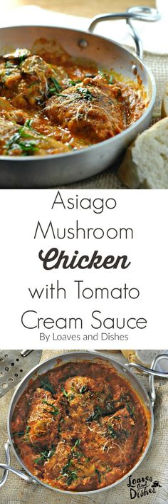 #ad This is an easy recipe for chicken pasta that is a weeknight meal. Using Ragu spaghetti sauce and chicken thighs.