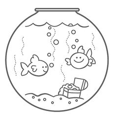 This adorable stamp is Fishin' Around by Stampin' Up!  These fish are sure to make anybody smile!  Get this stamp for only $8.95.