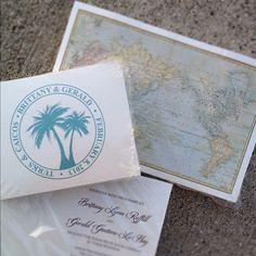 #passport #invites #destination #wedding #invitations