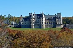 A list of something Interesting to see in every USA State. One is to explore the Biltmore Estate in NC, the largest private residence in the United States.