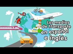 Los medios de transporte - Canciones Infantiles - Doremila - YouTube