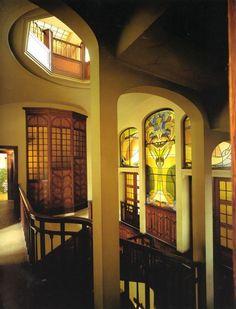 55 Best Art Nouveau Interiors Images On Pinterest Art Nouveau